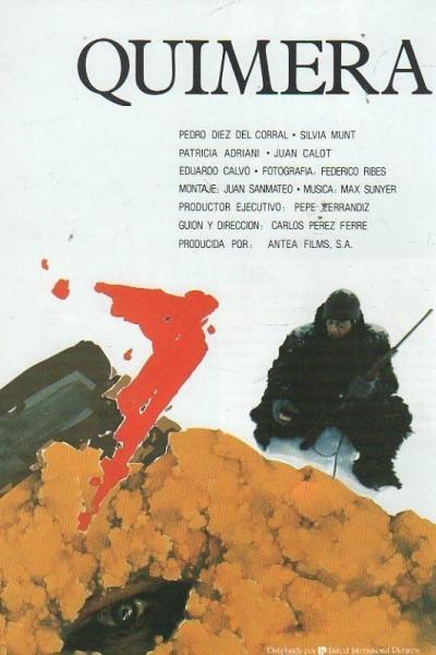 Caratula, cartel, poster o portada de Quimera