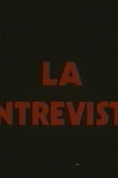 Caratula, cartel, poster o portada de La entrevista