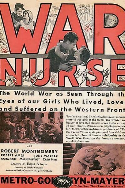 Caratula, cartel, poster o portada de War Nurse