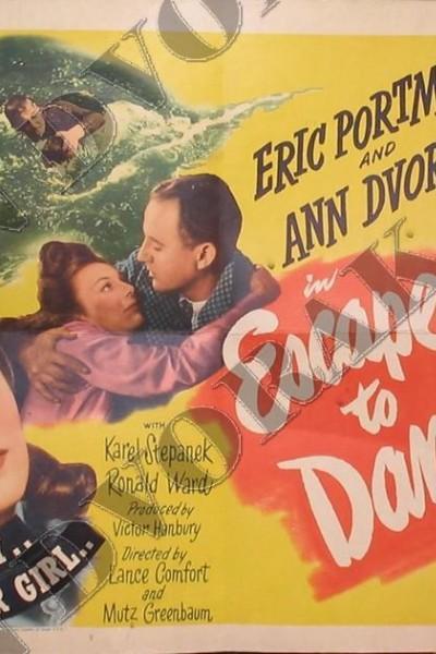 Caratula, cartel, poster o portada de Escape to Danger