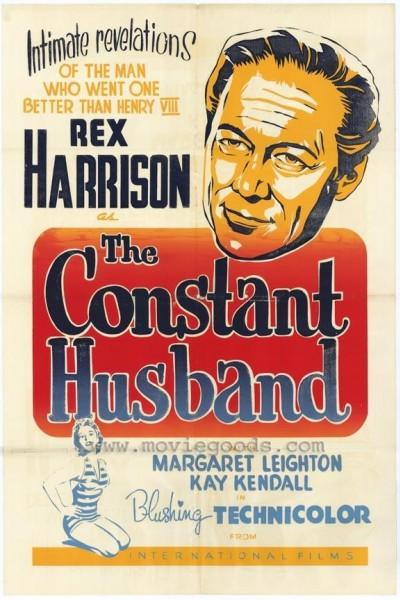 Caratula, cartel, poster o portada de Siete esposas para un marido