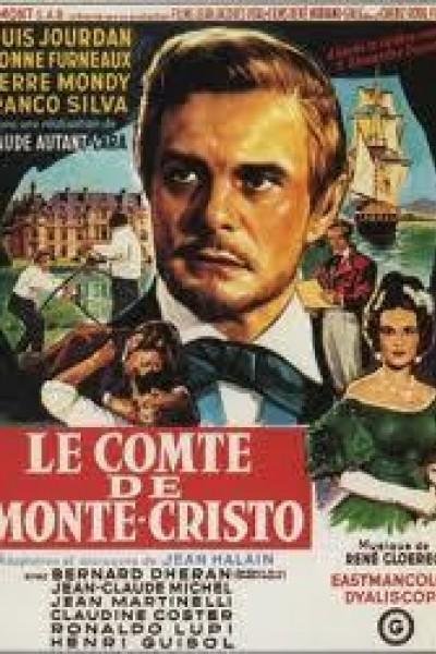 Caratula, cartel, poster o portada de El conde de Montecristo