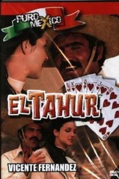 Caratula, cartel, poster o portada de El tahúr