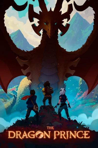 Caratula, cartel, poster o portada de El príncipe dragón