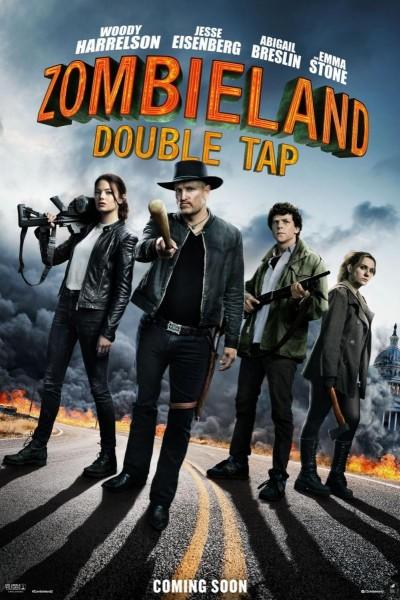 Caratula, cartel, poster o portada de Zombieland: Mata y remata