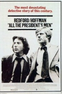 Caratula, cartel, poster o portada de Todos los hombres del presidente