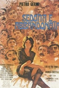 Caratula, cartel, poster o portada de Seducida y abandonada