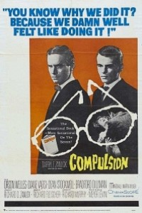 Caratula, cartel, poster o portada de Impulso criminal