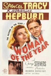 Caratula, cartel, poster o portada de La mujer del año