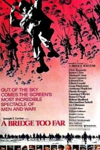 Caratula, cartel, poster o portada de Un puente lejano