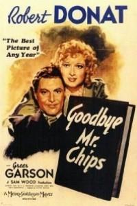 Caratula, cartel, poster o portada de Adiós, Mr. Chips