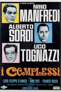 Caratula, cartel, poster o portada de Los complejos