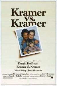 Caratula, cartel, poster o portada de Kramer contra Kramer