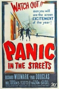 Caratula, cartel, poster o portada de Pánico en las calles