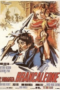 Caratula, cartel, poster o portada de La armada Brancaleone