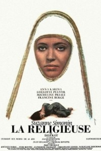 Caratula, cartel, poster o portada de La religiosa