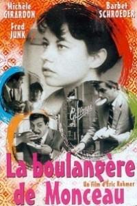 Caratula, cartel, poster o portada de La panadera de Monceau