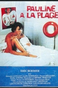 Caratula, cartel, poster o portada de Pauline en la playa