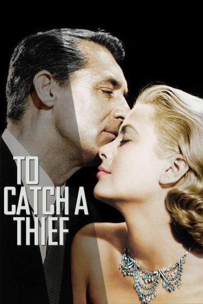 Caratula, cartel, poster o portada de Atrapa a un ladrón