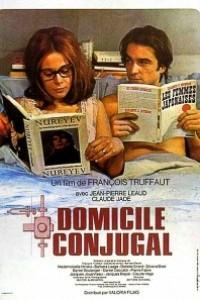 Caratula, cartel, poster o portada de Domicilio conyugal