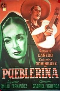 Caratula, cartel, poster o portada de Pueblerina