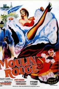 Caratula, cartel, poster o portada de Moulin Rouge