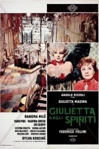 Caratula, cartel, poster o portada de Giulietta de los espíritus