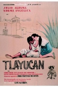 Caratula, cartel, poster o portada de Tlayucan