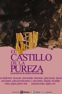 Caratula, cartel, poster o portada de El castillo de la pureza