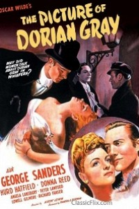 Caratula, cartel, poster o portada de El retrato de Dorian Gray