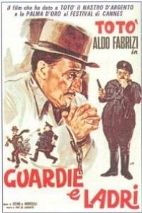 Caratula, cartel, poster o portada de Guardias y ladrones