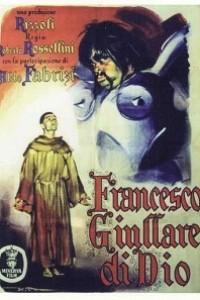 Caratula, cartel, poster o portada de Francisco, juglar de Dios