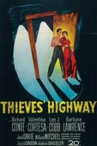 Caratula, cartel, poster o portada de Mercado de ladrones