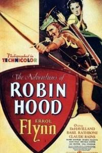 Caratula, cartel, poster o portada de Robin de los bosques