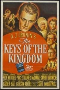 Caratula, cartel, poster o portada de Las llaves del reino