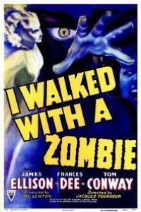Caratula, cartel, poster o portada de Yo anduve con un zombie