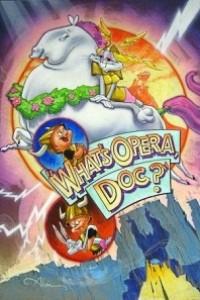 Caratula, cartel, poster o portada de What\'s Opera, Doc?