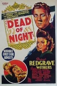Caratula, cartel, poster o portada de Al morir la noche