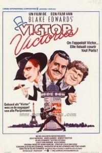 Caratula, cartel, poster o portada de ¿Víctor o Victoria?
