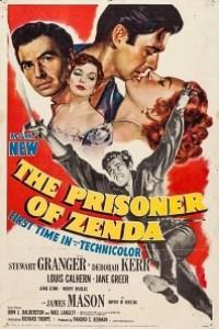 Caratula, cartel, poster o portada de El prisionero de Zenda
