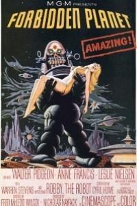 Caratula, cartel, poster o portada de Planeta prohibido