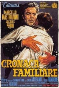 Caratula, cartel, poster o portada de Crónica familiar