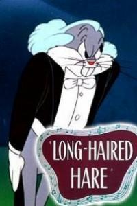 Caratula, cartel, poster o portada de Long-Haired Hare