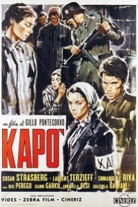 Caratula, cartel, poster o portada de Kapo