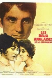 Caratula, cartel, poster o portada de Las dos inglesas y el amor