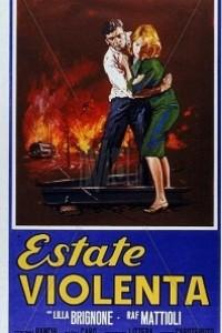 Caratula, cartel, poster o portada de Verano violento