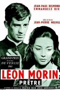 Caratula, cartel, poster o portada de Léon Morin, sacerdote
