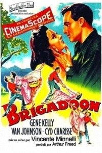 Caratula, cartel, poster o portada de Brigadoon