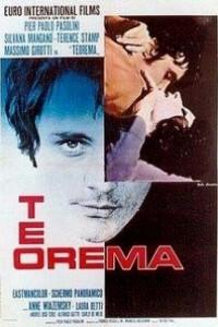 Caratula, cartel, poster o portada de Teorema