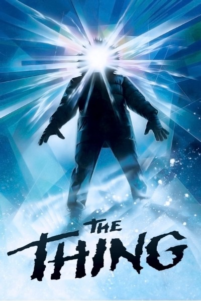 Caratula, cartel, poster o portada de La cosa (El enigma de otro mundo)